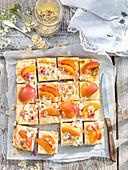 Apricot cuts