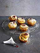 Cruffins - Kreuzung aus Croissant und Muffin