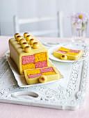Battenberg and simnel cake