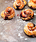 Homemade pastries