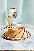 Torta di Nocciole – Italian nut cake
