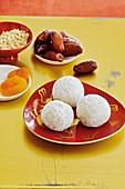 Mochi – Japanese rice balls