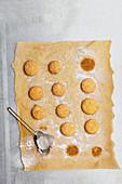 Otoshi-Yaki (Japanese Cookies)