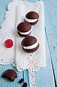 Wonderful Whoopies mit Marshmallow Fluff