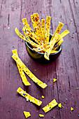 Turmeric Spice Strips