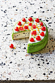 Cassata - Sicily's holiday cake