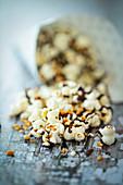 Chocolate and cardamom Popcorn