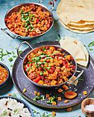 Lentil apricot curry