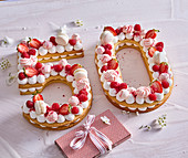 Cake for 50th birthday
