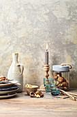 Symbolbild für Gerichte mit Nüssen