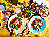 Caribbean dishes