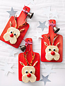 Rudolph sandwiches for kids
