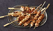 Tavuk Sis – Turkish chicken kebabs