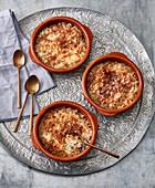 Firina Sütlac - Türkischer Ofenmilchreis