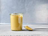 Homemade hot mustard