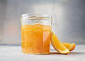 Orange marmelade