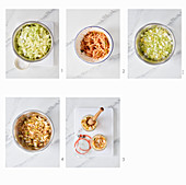 Kimchi zubereiten