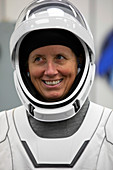 Shannon Walker, NASA astronaut and physicist