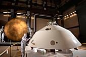 Mars 2020 aeroshell components