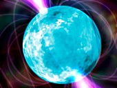 Magnetar, illustration