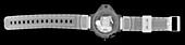 Plastic watch, X-ray