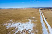 St John's Marsh, Michigan, USA