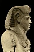 Pharaoh Merneptah Bust