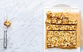 Salted Caramel Bites (vegan)