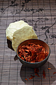 Getrocknetes Kimchi