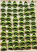 Spinach Agnolotti