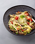 Italian fennel pasta with Parmesan
