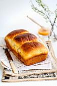 Shokupan - Japanese milk bread