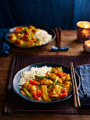 Takeaway Style Chinese Chicken Curry