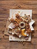 Cookie variations