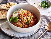 Lentil 'Chili Sin Carne'