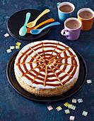 Cheesecake – Spider net