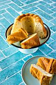 Butter pound bundt cake