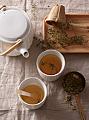 Tea for placation