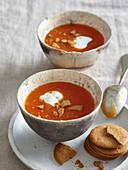 Sweden rose hip soup