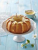 Ananas-Fancy-Bread mit Glasur
