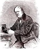 William Henry Fox Talbot, British photography pioneer