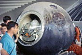 Yuri Gagarin's descent module