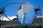 MAGIC telescope, La Palma, Canary Islands
