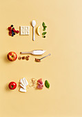 The perfect combos for fresh, aromatic and savoury muffins