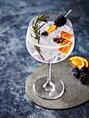 Winter Gin Tonic