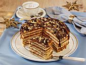 Marlenka-Honigkuchen