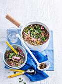 Ham Hock and Lentil Soup