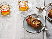 No-bake double chocolate cheesecake