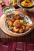 Spicy Prawns from India