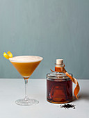 Earl Grey Infused Whiskey